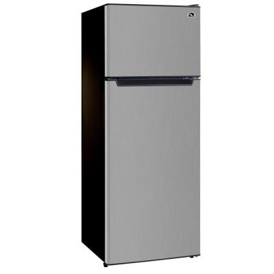 7.5 cu. ft. Mini Refrigerator in Stainless
