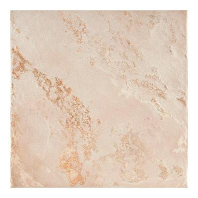 Castelli Noce 12 in. x 12 in. Porcelain Floor and Wall Tile (20.45 sq. ft. / case)