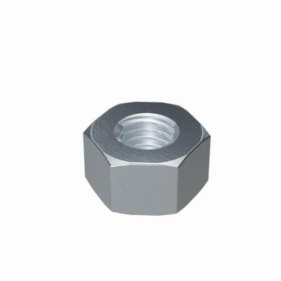 5/8 in. Zinc Plated Hex Nut