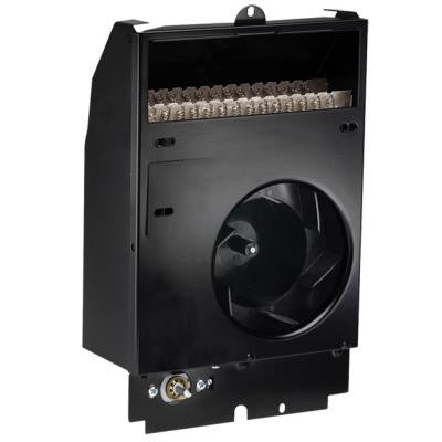 Com-Pak Plus 1250-Watt 240-Volt Fan-Forced Wall Heater Assembly with Thermostat