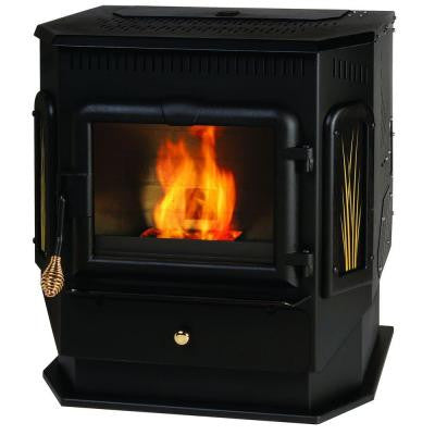 2,200 sq. ft. Multi Fuel Stove