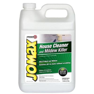 1 gal. Jomax House Cleaner and Mildew Killer (Case of 4)