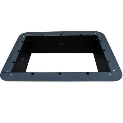 24 in. Square Fire Pit Insert