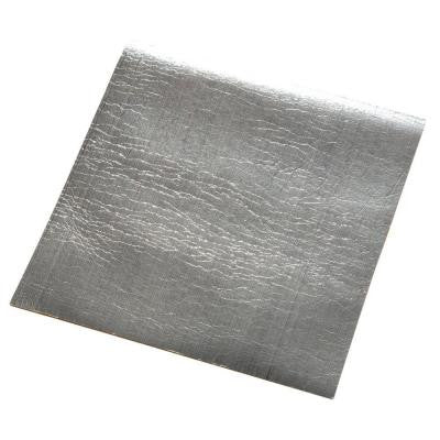 Silver Silent Guard 2/25 in. Thick 32.4 lb. Density Underlayment