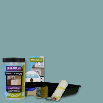 Beyond Paint 1-qt. Nantucket All in One Multi Surface Cabinet, Furniture and More Refinishing Kit