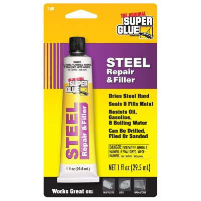 1 fl. oz. Steel Repair and Filler (12-Pack)