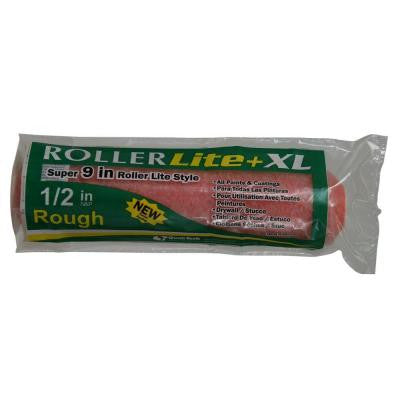 Roller Lite Plus xl 9 in. x 1/2 in. Fabric Refill Roller Cover