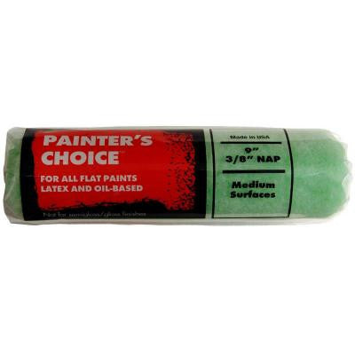 Painter's Choice 9 in. x 3/8 in. Medium-Density Roller Cover