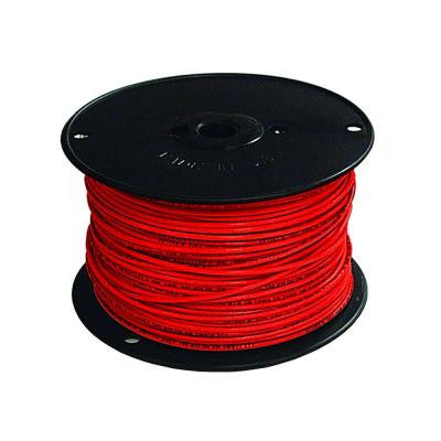 500 ft. 16/1 TFFN Fixture Wire - Red