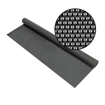 48 in. x 25 ft. Charcoal Super Solar Screen