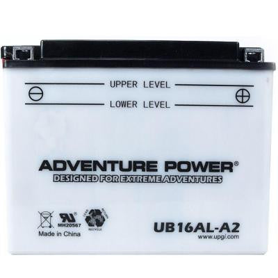 Conventional Wet Pack 12- Volt 16 Ah Capacity B Terminal Battery