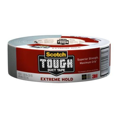 Scotch 1.88 in. x 35 yds. Tough Extreme Hold Duct Tape