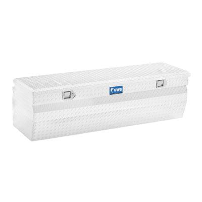 60 in. Aluminum Chest Box with Wedge