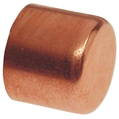 MCP617 3/4 in. Copper Pressure C Cap (50-Pack)