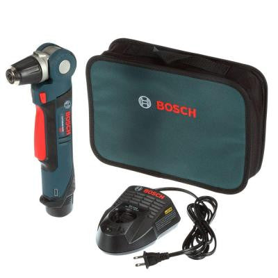 12-Volt Max Right Angle Drill/Driver Kit with 2 Ah Battery