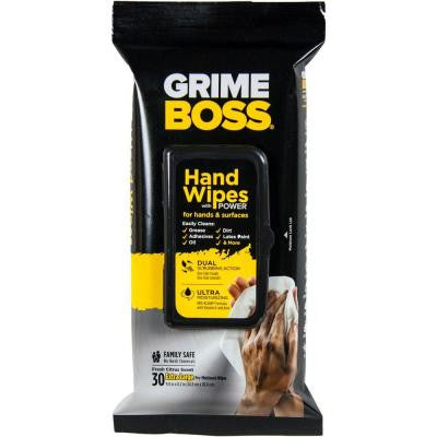30-Count Hand Wipes
