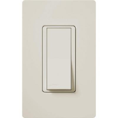 Claro 15-Amp 3-Way Switch - Light Almond