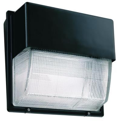 1-Light Metal Halide Dark Bronze Wall Pack