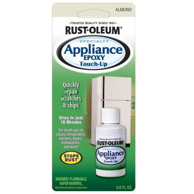 0.6 oz. Gloss Almond Appliance Touch-Up Paint
