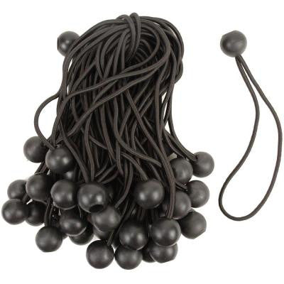 9 in. Tarp Ball Bungee (25-Pack)