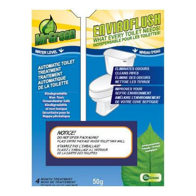 1.76 oz. EnviroFlush Septic System Treatment