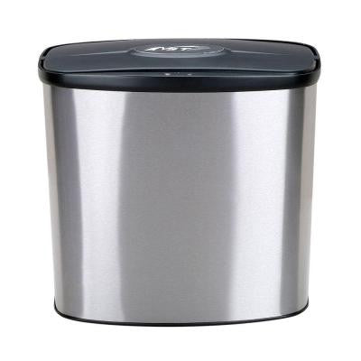 2.1 gal. Stainless Steel Motion Sensing Touchless Trash Can
