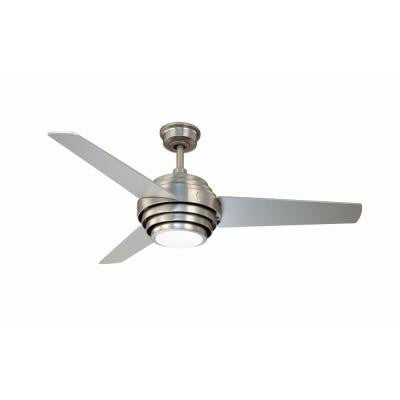 Vasner 52 in. Colonial Pewter Ceiling Fan