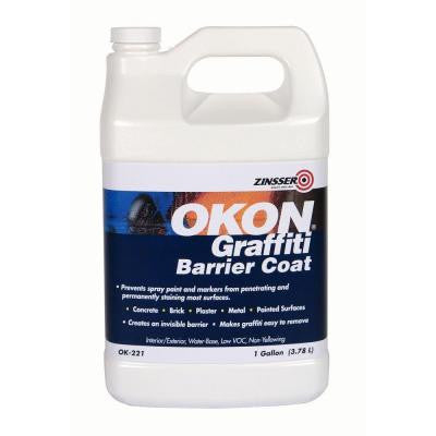 1 gal. Graffiti Barrier Coat (Case of 4)