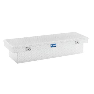60 in. Aluminum Single Lid Crossover Tool Box