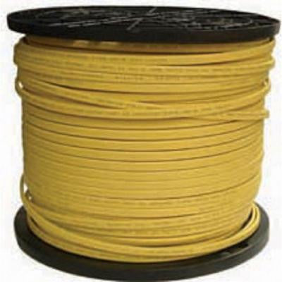 1,000 ft. 12-2-2 NM-B Wire - Yellow