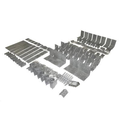 Dock System Hardware Installation Kit B Basic U Shaped Dock Hardware