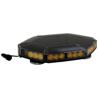 30 Amber LED Mini Light Bar