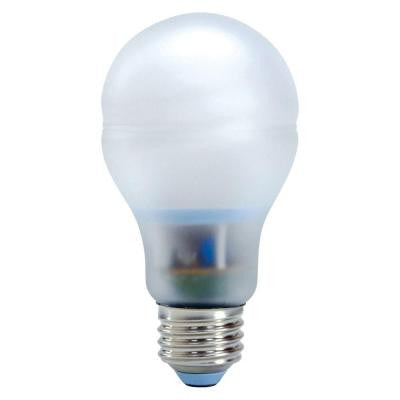 60W Equivalent Reveal (2500K) A19 CFL Light Bulb (2-Pack)
