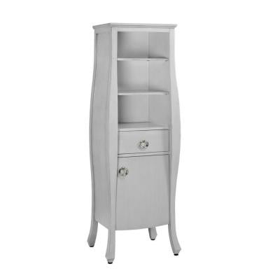 Savoy 20 in. W Storage Cabinet in White