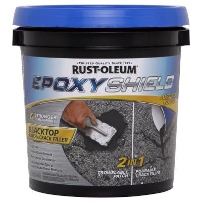 1 Gal. Blacktop Patch and Crack Filler (2-Pack)