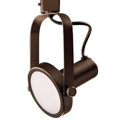 Par 30 Oil Rubbed Bronze Gimball Ring Track Lighting Fixture