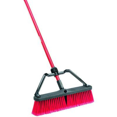 18 in. Multi-Surface Heavy Duty Push Broom