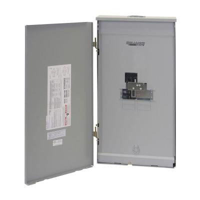 200 Amp Outdoor Transfer Panel