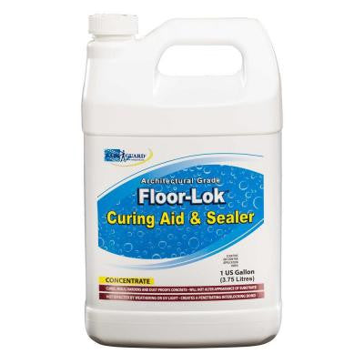 Floor-Lok 1-gal. Concentrate Curing Aid Penetrating Sealer