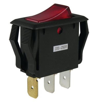 16-Amp Single-Pole Rocker Switch