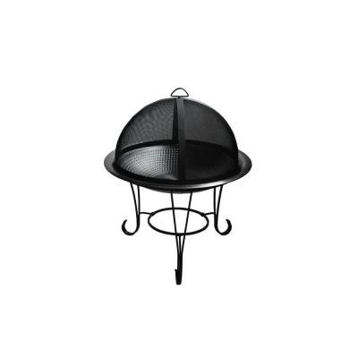 30 in. Stainless Steel Cocktail Fire Pit