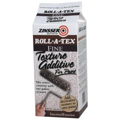 1 lb. Roll-A-Tex Fine Texture Additive (6-Pack)