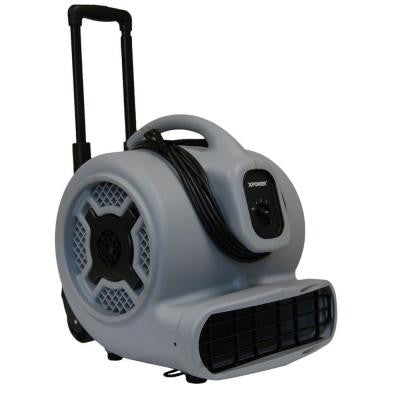 P-830H 1 HP High Velocity Air Mover with Handle