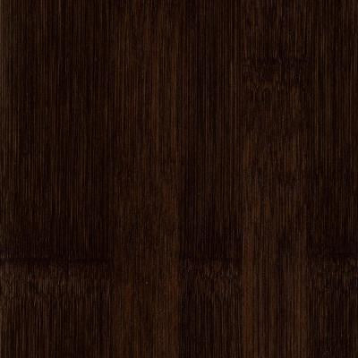 Horizontal Havanna Coffee 5/8 in. Thick x 5 in. Wide x 38-5/8 in. Length Solid Bamboo Flooring (24.12 sq. ft. / case)