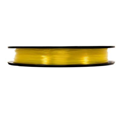 2 lbs. Large Translucent Yellow PLA Filament