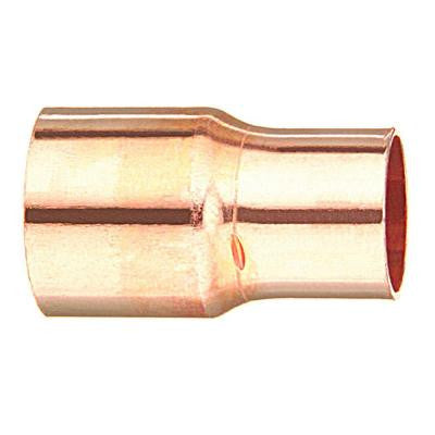 1 in. x 1/2 in. Copper C x C Coupling