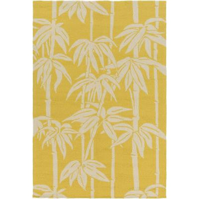 Copernicus Sunflower 9 ft. x 12 ft. Indoor/Outdoor Area Rug