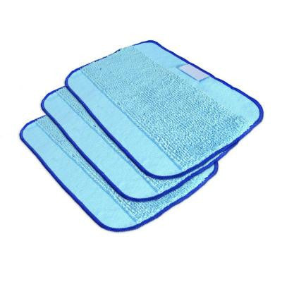 Microfiber Mopping Cloth for Braava Floor Mopping Robot (3-Pack)