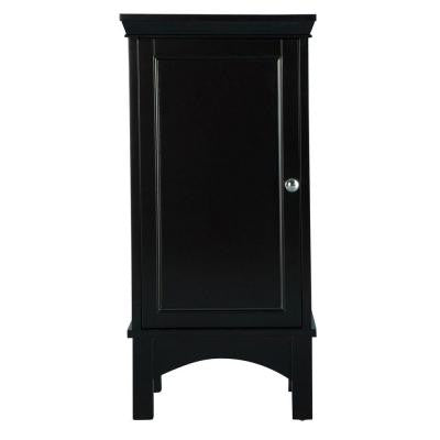 Haven 17 in. W x 35-1/2 in. H Floor Cabinet in Espresso