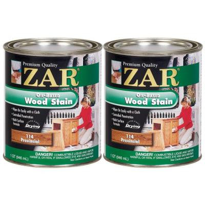 114 1-qt. Provincial Wood Stain (2-Pack)